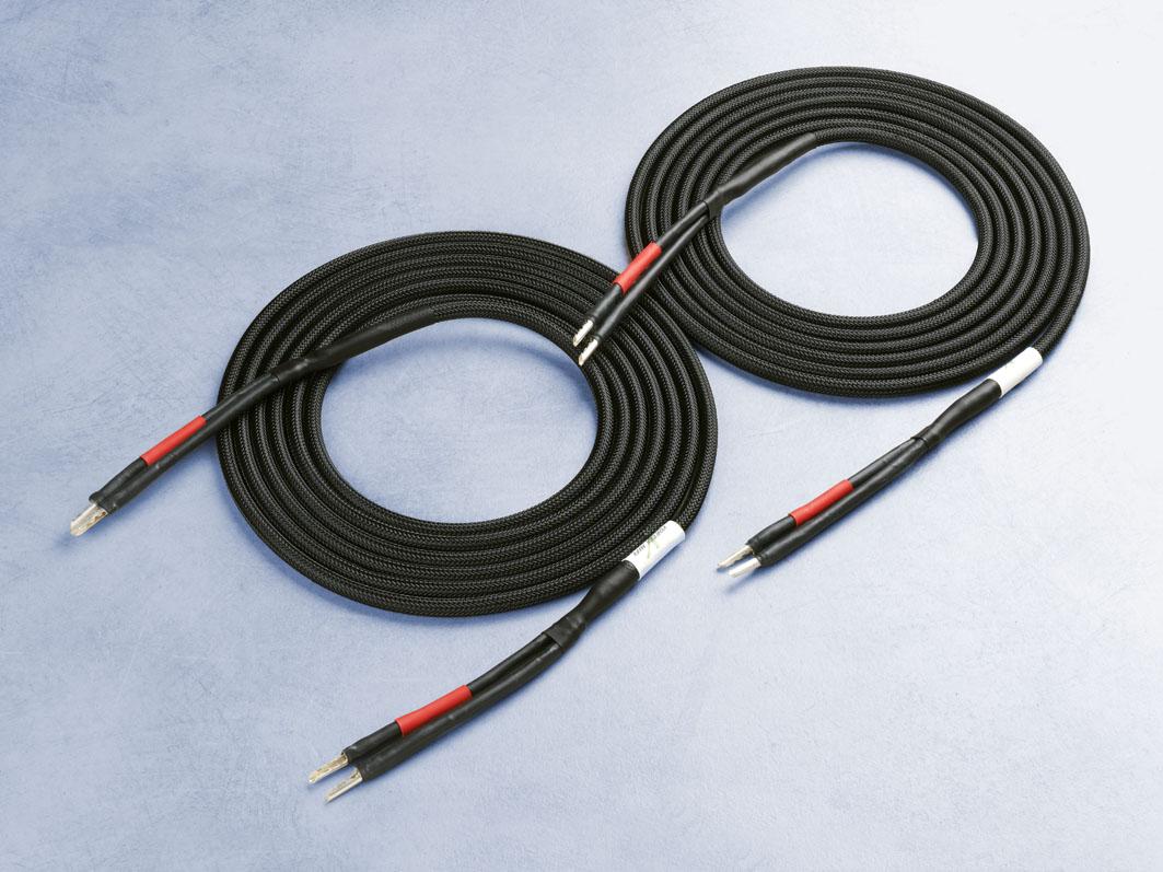 Vortex HiFi Nano Shield Speaker Cable 1. Koaxiales Lautsprecherkabel mit inverser Feldgeometrie.