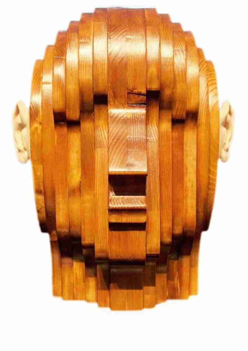 Dummy Head John zur Ermittlung von Kopfbezogenen Übertragungsfunktionen (HRTF´s)